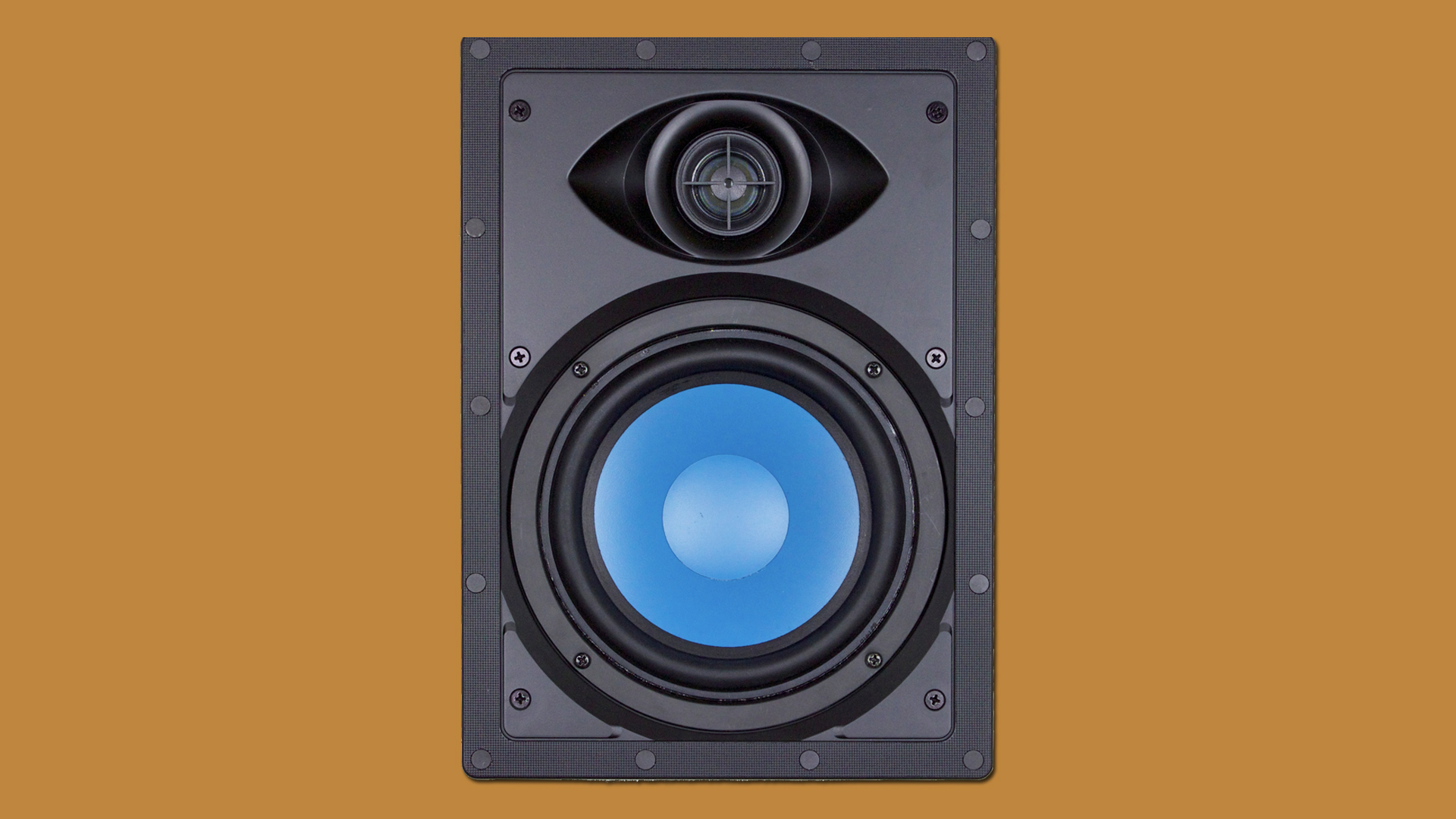 InwallTech In-wall Speakers TM6W 1