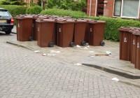 Verloedering van de openbare ruimte