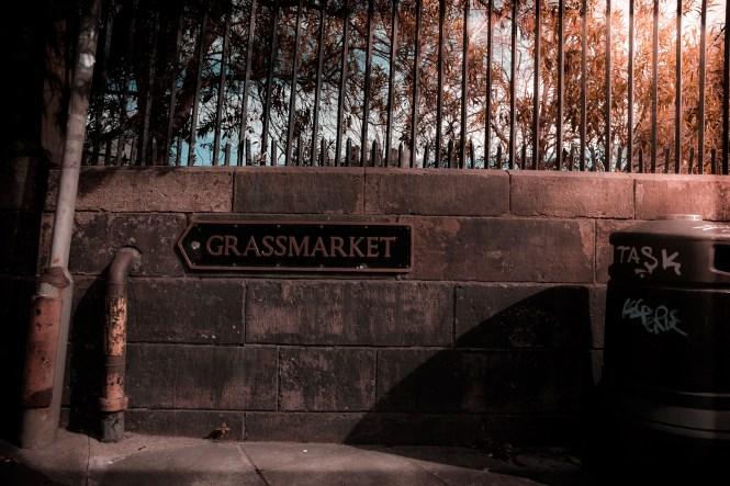 Tour dei fantasmi ad Edimburgo