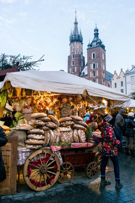 cracovia in autunno