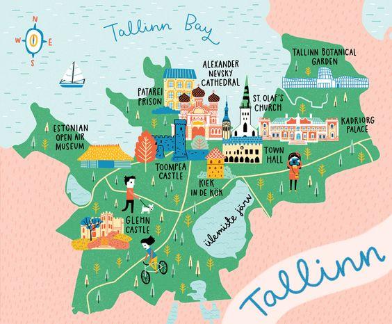 viaggi da fare nel 2019 tallinn