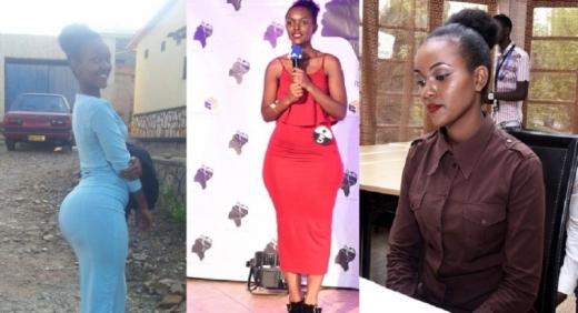 MISS RWANDA 2017: Amafoto 10 ya Uwase Hirwa Honori - Inyarwanda.com