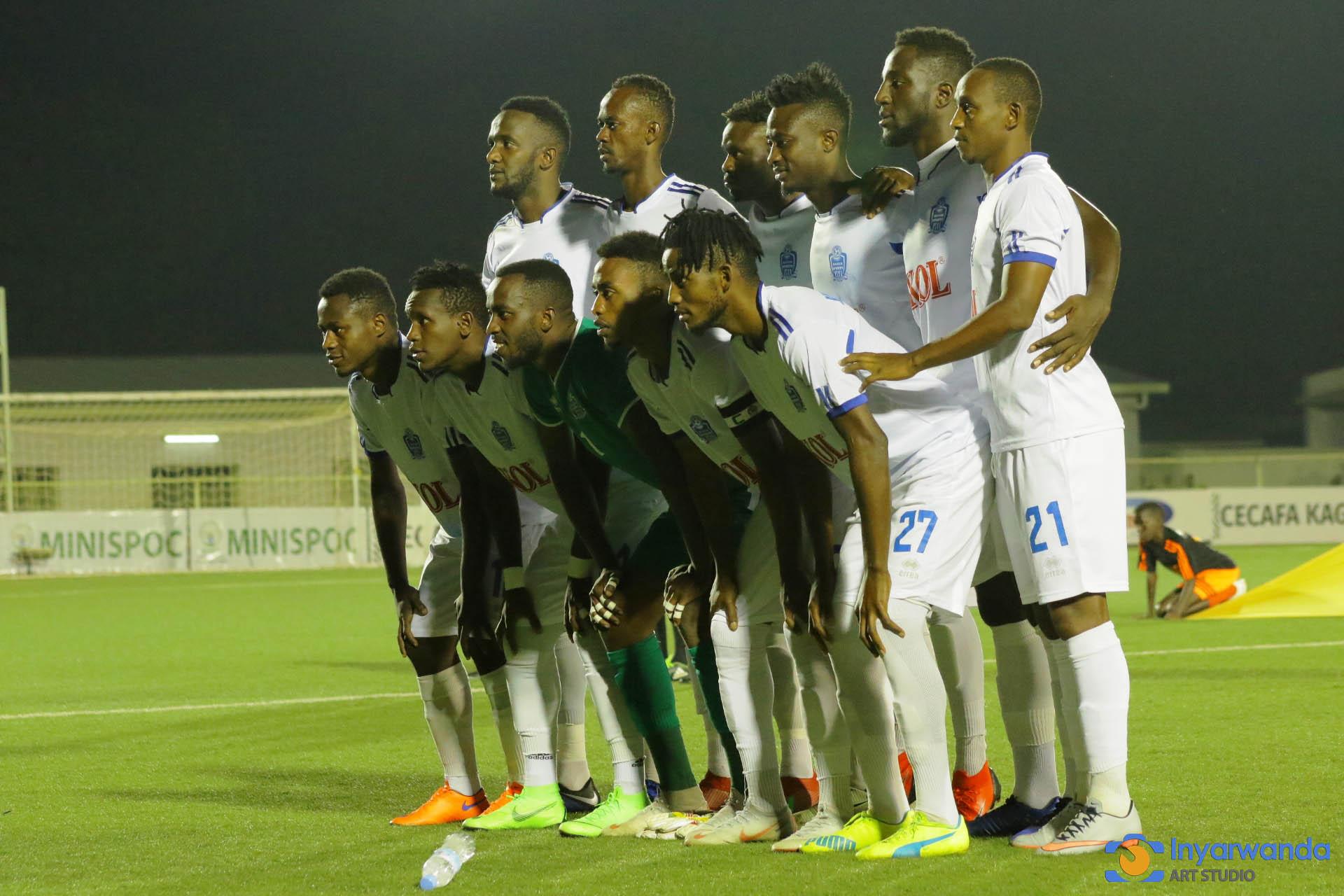 CECAFA Kagame Cup 2019: Rayon Sports yasezer... - Inyarwanda.com
