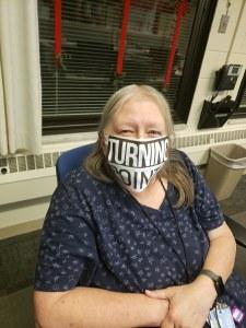 Turning Point Mask w/Model - #M002