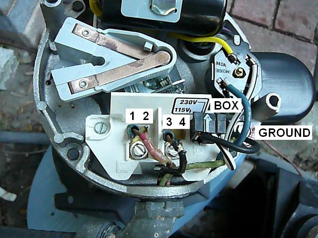 Century Pool Pump Motor Wiring Diagrams How To Replace The Motor On Your Pool Pump Inyopools Com