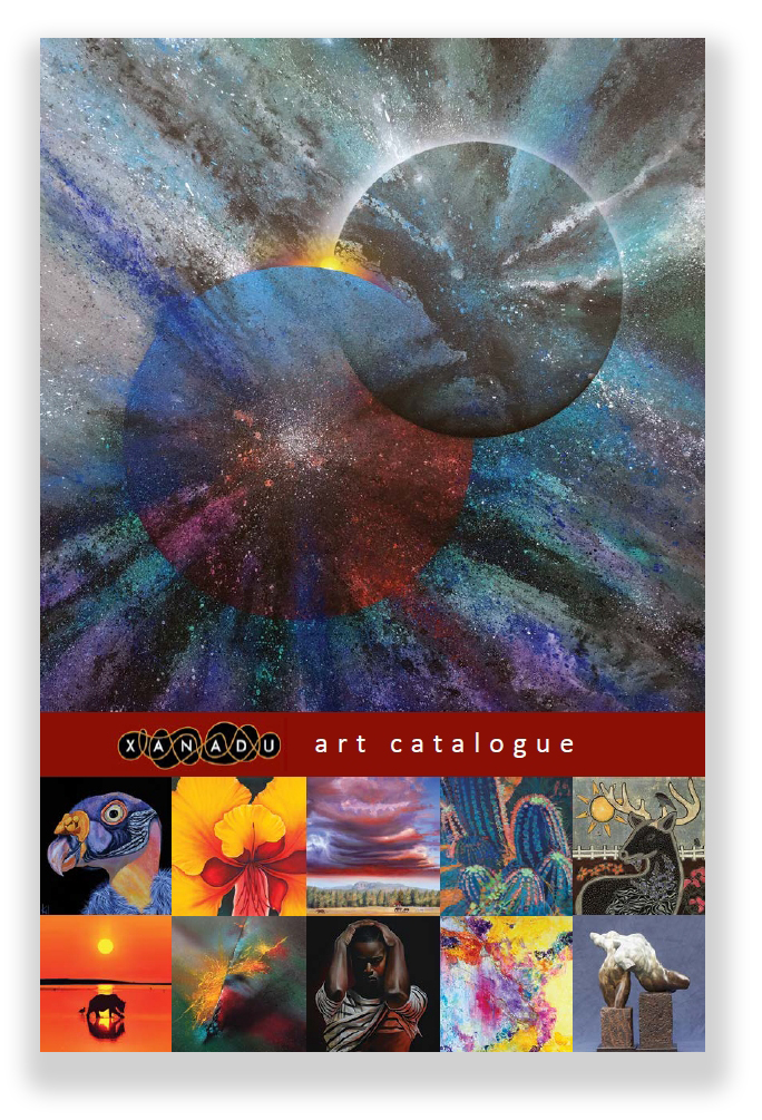 Xanadu Art Gallery Catalogue Cover