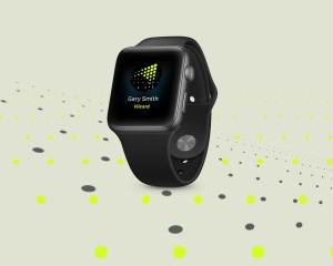 Flicard Watch OS App main image