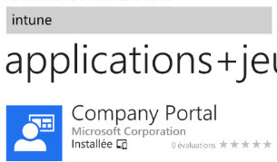Open Company portal