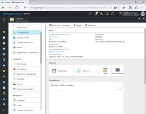 Backup Nas Synology on Azure