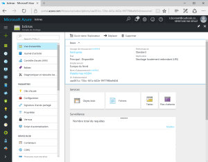 Backup Nas Synology on Azure