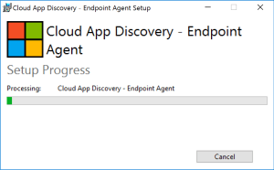 Cloud APP Discovery