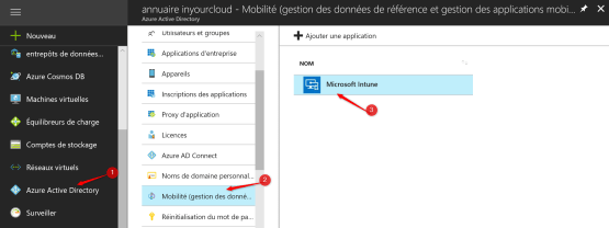 Co-management for Windows 10 devices - Configure Azure for manage device on Intune