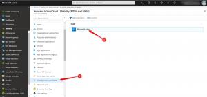 Configure Intune Application  Windows 10 Auto-enrollment