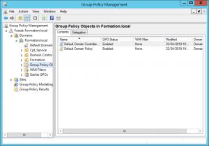 Group Policu Management console  Windows 10 Auto-enrollment