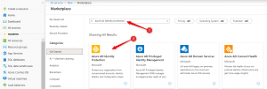 Create Azure AD Identity Protection