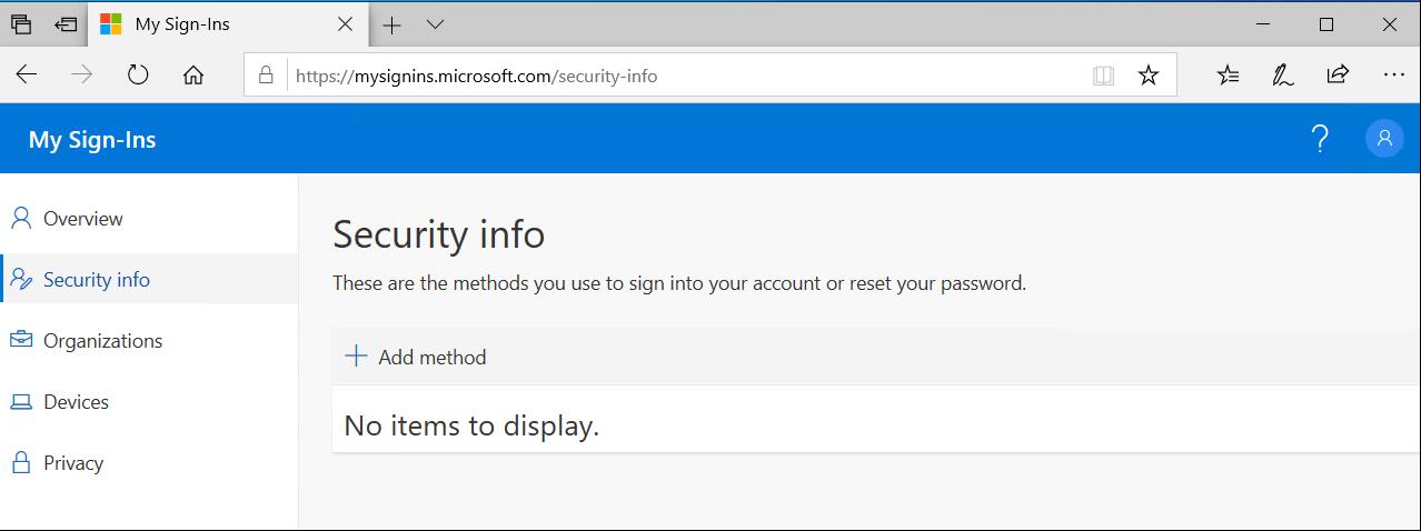Add method for passwordless