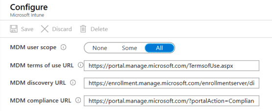 Configure AutoEnrollment