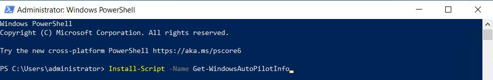 Run Script for add computer