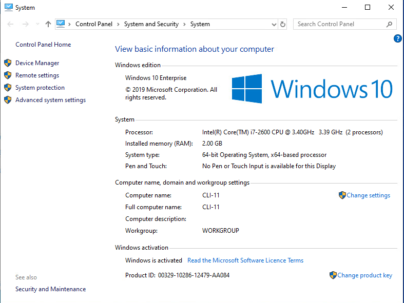 Device has enrolled on Intune/Azure AD