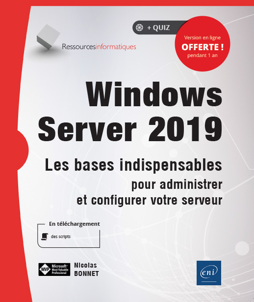 Book Windows Server 2019
