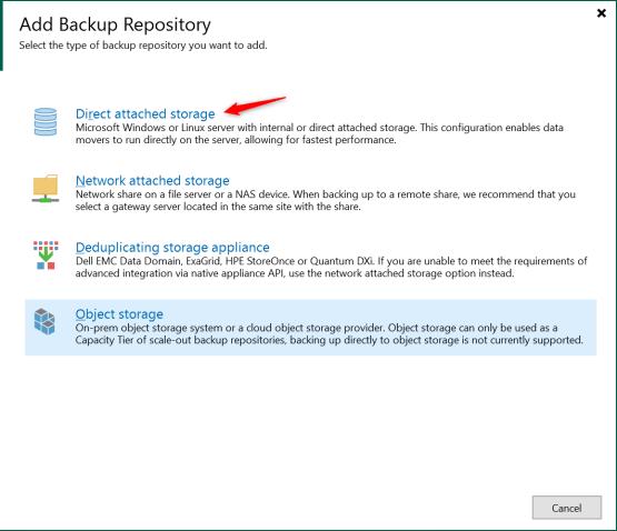 Hardened Repository - Add new repositories