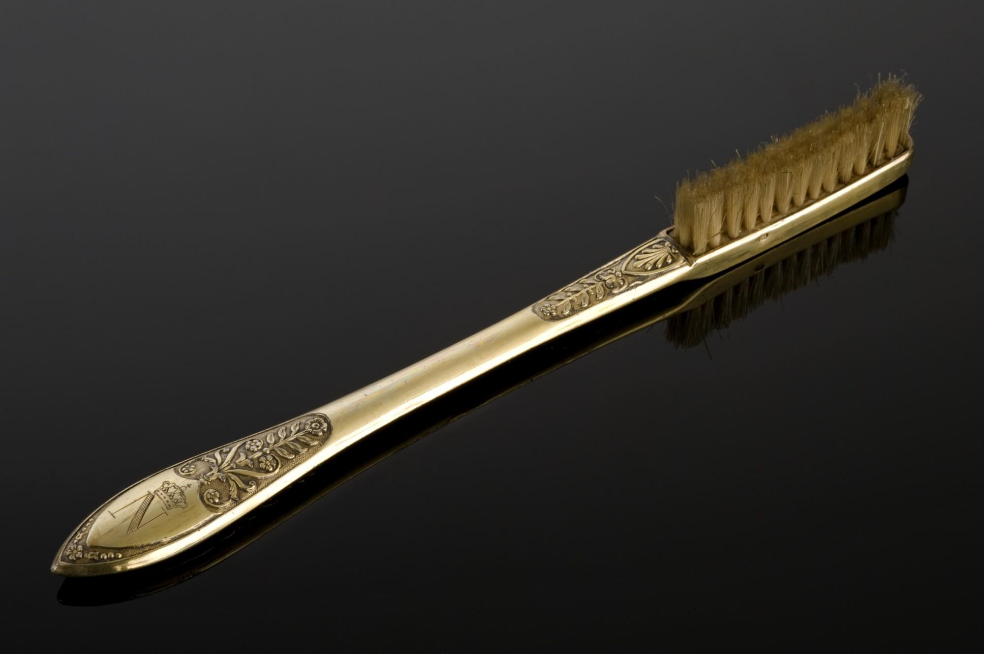 Napóleon fogkeféje 1790-1821