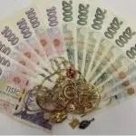 Půjčka oproti zástavě drahých kovů