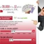 Rychlá půjčka NOVA CREDIT pro podnikatele