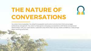 Nature of Conversations with InzideEdge