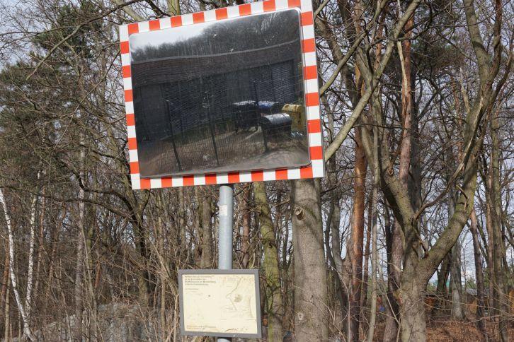 Das Denkzeichen zur Erinnerung an die Ermordeten der NS-Militärjustiz am Murellenberg von Patricia Pisani