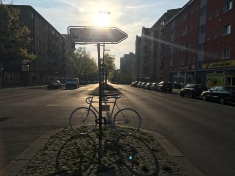 GhostBike Neue Kantstraße