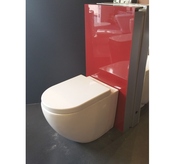 Geberit Monolith Puro With Caprio WC