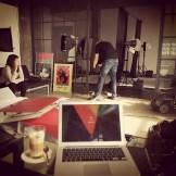 Studio Aufnahmen bei InZwischenZeit:Filme