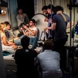Beim Dreh für den Kurzfilm Uranophobie muss die Crew von InZwischenZeit auf engstem Raum arbeiten. Unsere Filmproduktion sucht Schauspieler und Sprecher