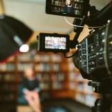 Eine Szene aus einem Veranstaltungsfilm