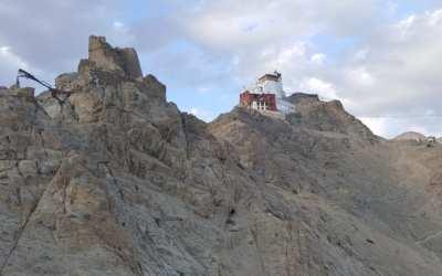 Kelionė į Ladakh'ą 2016, 5, 6 dienos mokykloje. Mokslų dienos.