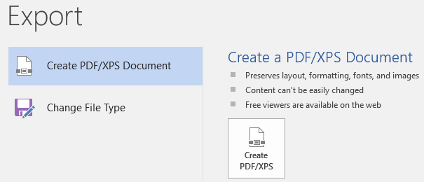 How to Create Professional Reports and Documents in Microsoft Word File Export