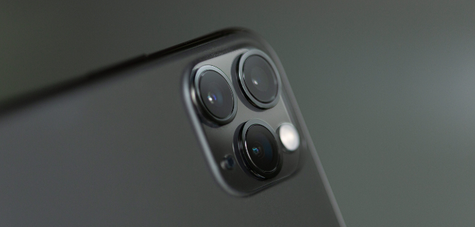 Appareil photo iPhone 11
