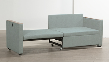 sleeper chair swing gsc-majka-3s-ge ioa sideline sofa this converts to an ample by extending the side