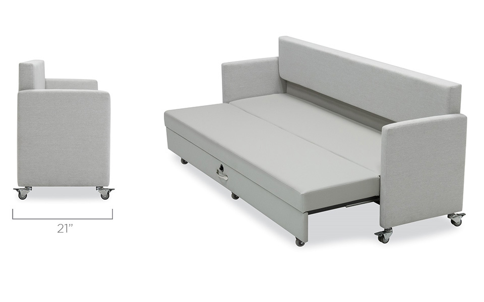 sleeper chair wholesale chairs and tables in los angeles ioa bench only 20 deep when closed the is great space very limited