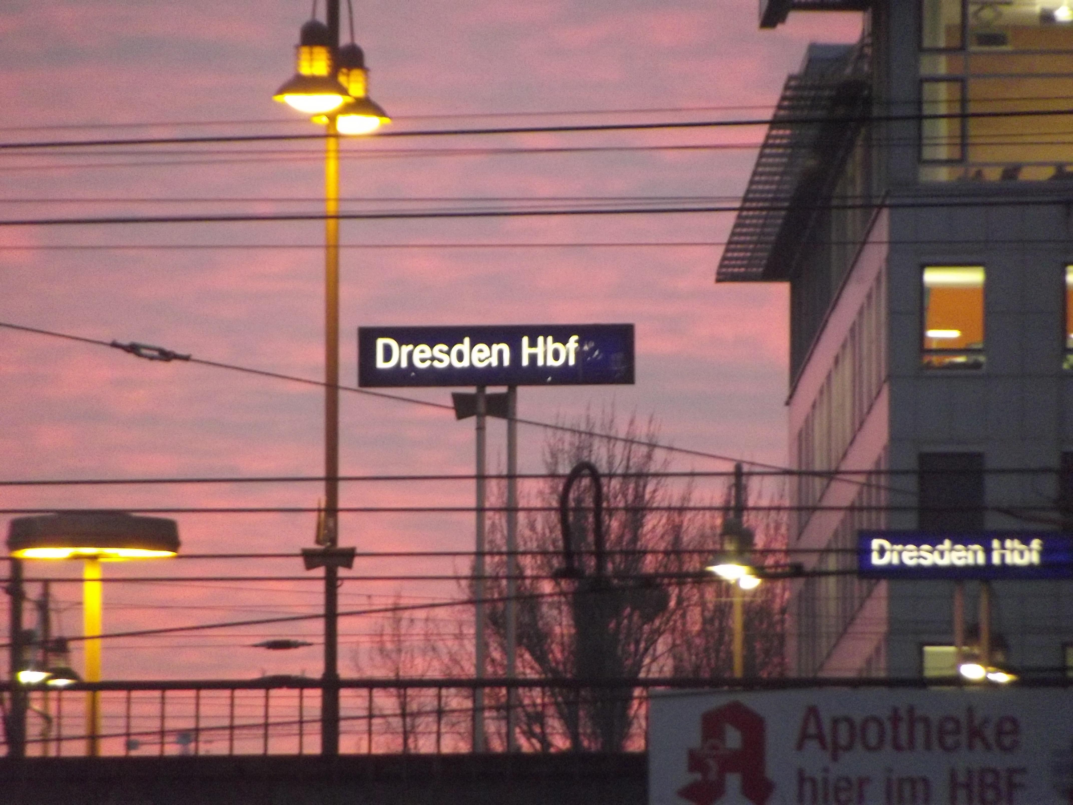 Diario di un idea -17- Dresda e basta