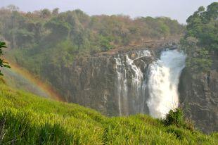 Devil's Cataract Victoria Falls