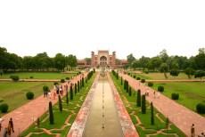 Portale meridionale Taj Mahal