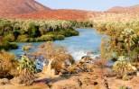 Il fiume Kunene e la cascate Epupa