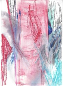 24 - Windows project - 2015 - 32 x 24 cm slash 13 x 9 inches - pencil, pen and markers on paper