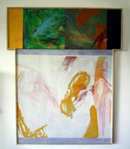 Tranquilita - 2015 - acrylic on canvas