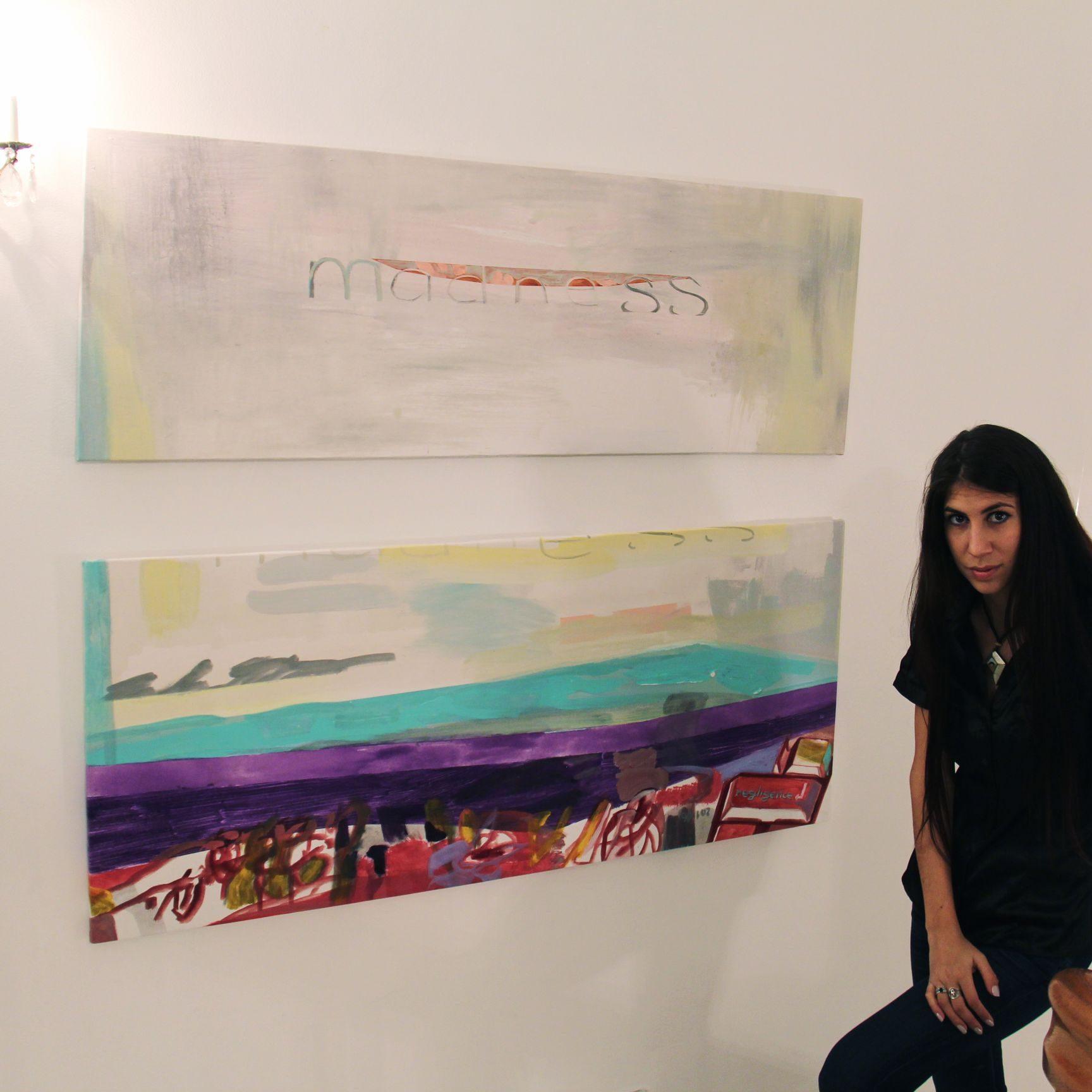 November exhibition 2016 by Ioana Niculescu Aron