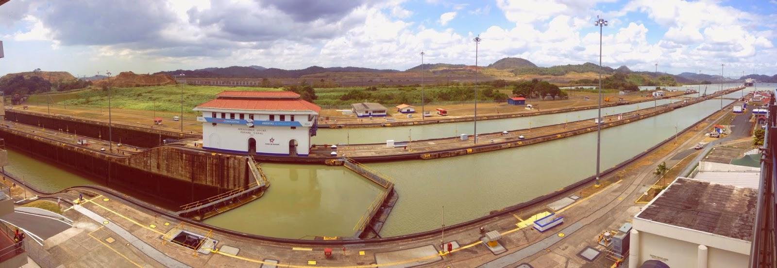 Miraflores Visitor Center, Panama Canal