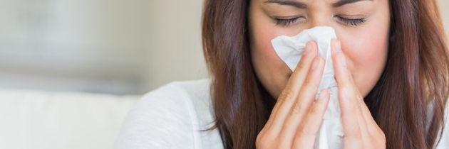 10 remedii eficiente pentru nasul înfundat