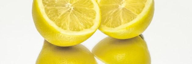 Tratamentul facial cu lămâie în 3 pași